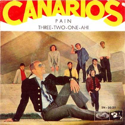 los canarios get on your knees rotundo n 1 en espa a