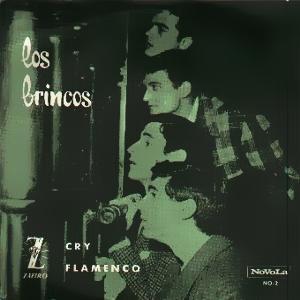 """Nº 9 (2) """"Flamenco"""" LOS BRINCOS"""