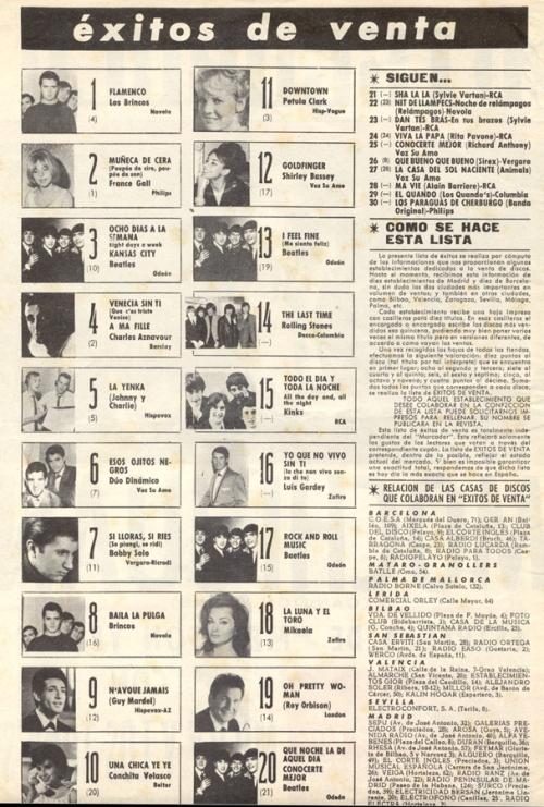 los_brincos_flamenco_superventas_1965_discobolo
