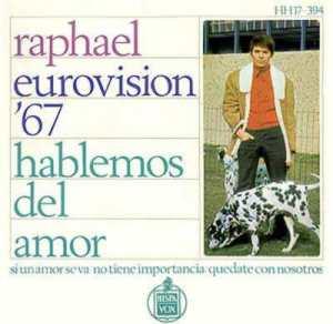 hablemos del amor - Raphael 1967