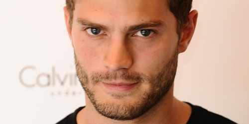 Jamie Dornan launches Calvin Klein male model competition - London