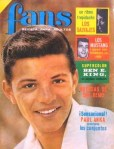 Revista Fans. nº 36 Frankie Avalon