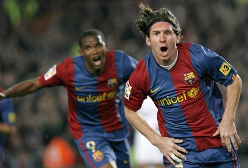 Liga Virtual Messi2