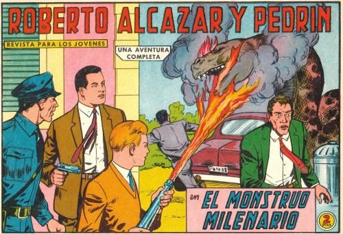ROBERTO ALCAZAR Y PEDRIN