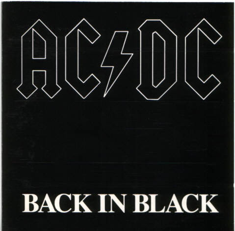 AC/DC: 1980 Back In Black