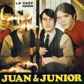 """Nº 6 (5) """"La Caza"""" JUAN Y JUNIOR"""
