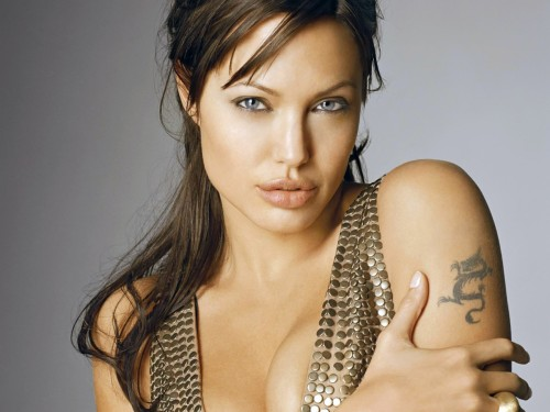 angelina jolie tattoo tatuaje