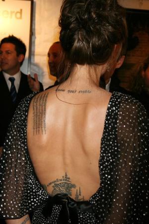 90 Tatuajes de famosos y algunos tatuajes extremos