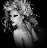 LADY GAGA TOTTOO2