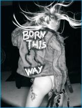 gaga born this way.