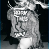 gaga born this way.