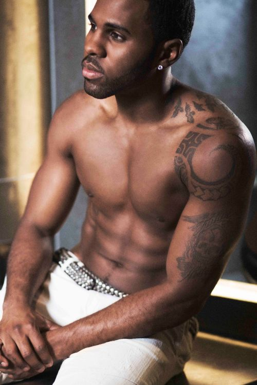 JASON DERULO TATTOOS