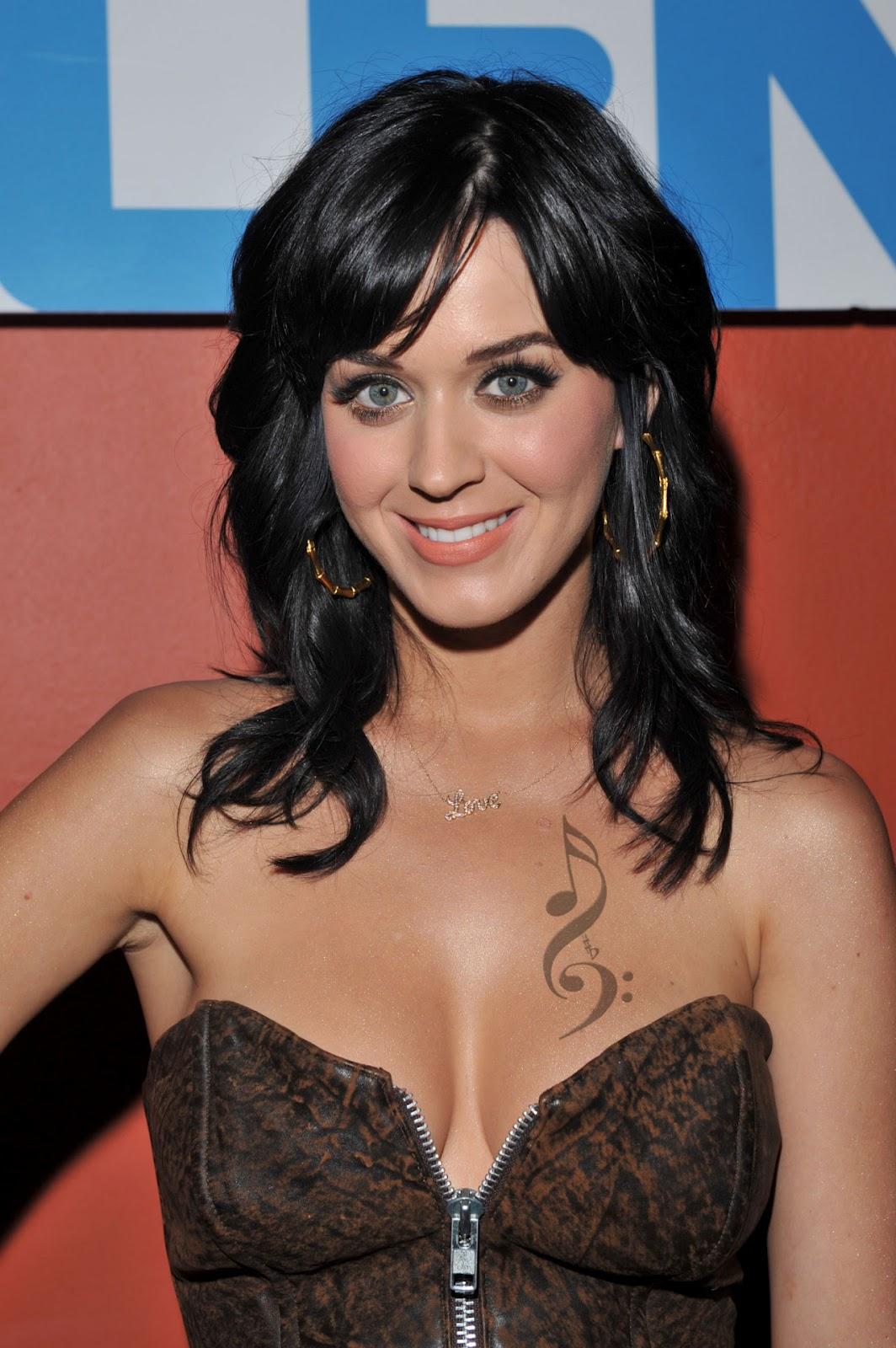 Katy Perry Tattoo Valencia Magazine