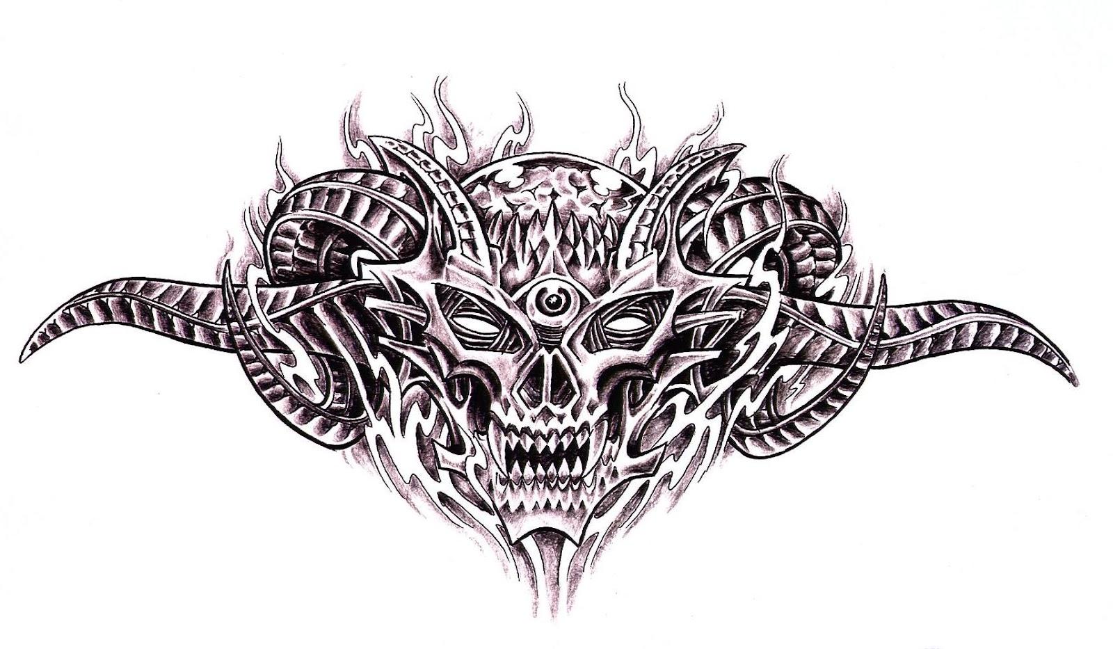 Los Mejores Bocetos De Tatuajes Imagenes Valencia Magazine