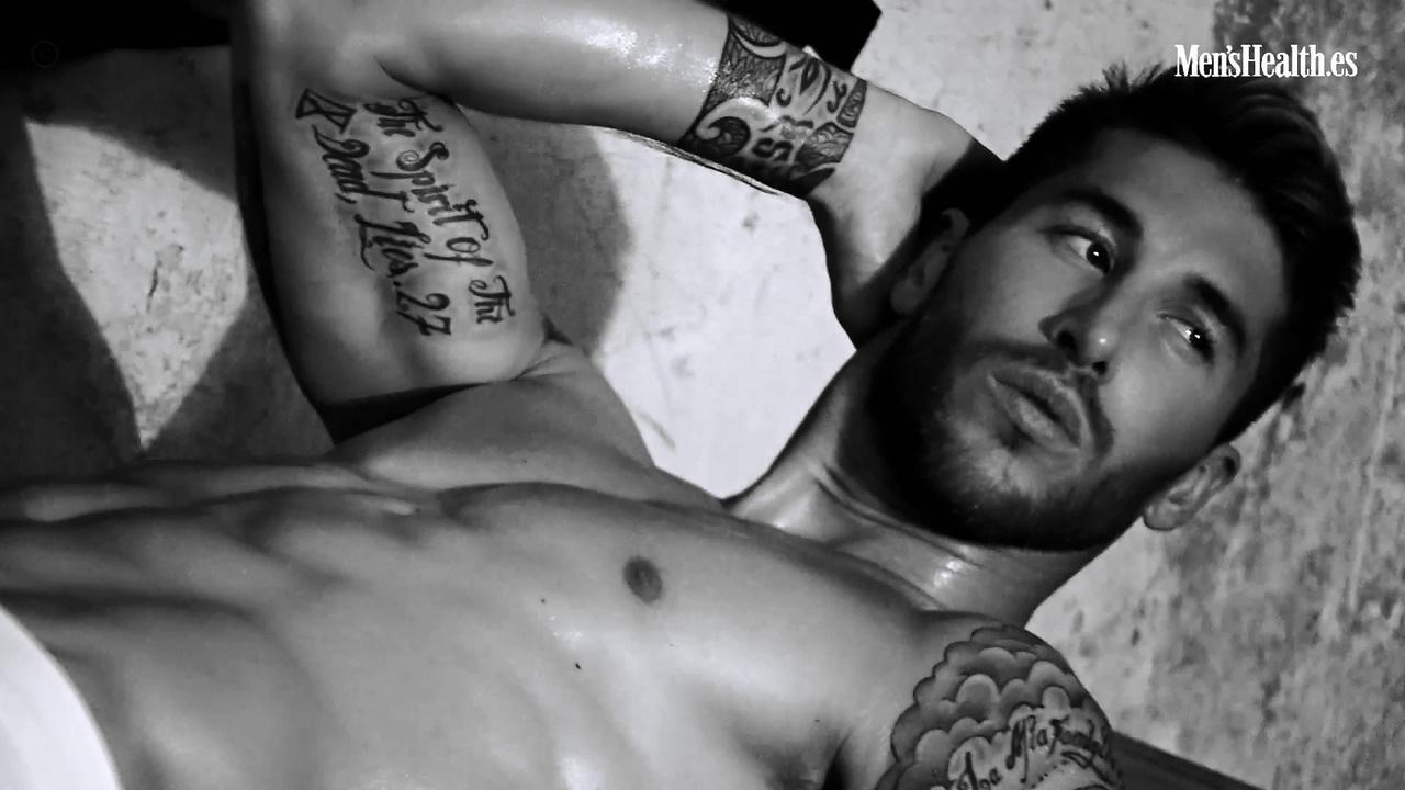 Sergio ramos the male fappening