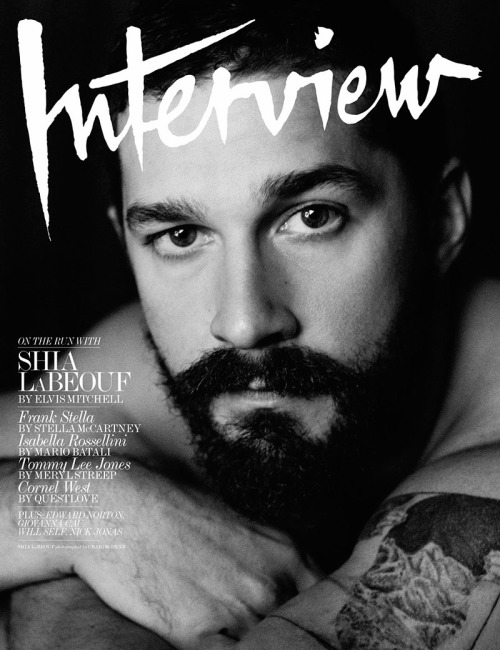 Shia-LaBeouf-for-Interview-Magazine-Cover