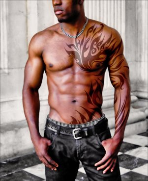 Los mejores tatuajes del mundo ( muchos tattos)
