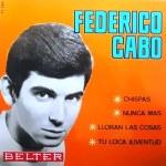 FEDERICO CABO Tu loca juventud 1965