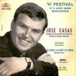 JOSE CASAS Eternidad 1964