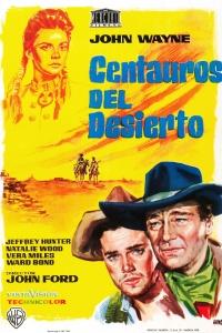 Centauros del desierto cartel