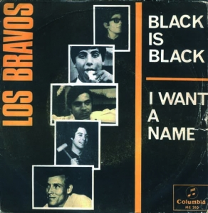 "Nº 5 (6) ""Black is Black"" LOS BRAVOS"