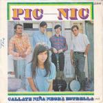 "Nº 8 (9) ""Callate niña"" LOS PIC-NIC"