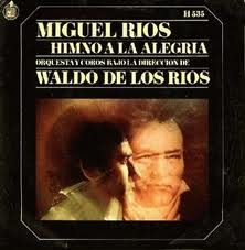 "Nº 4 (4) ""Song of joy (Himno a la alegria) MIGUEL RIOS"