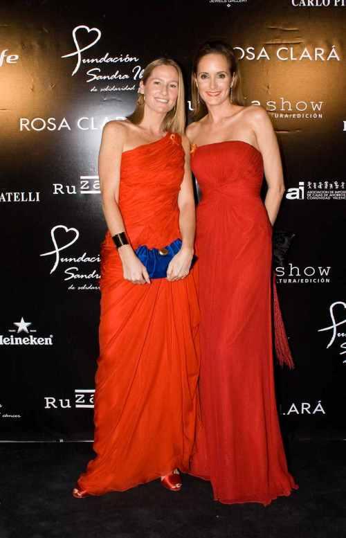 Fiona Ferrer y Sandra Ibarra