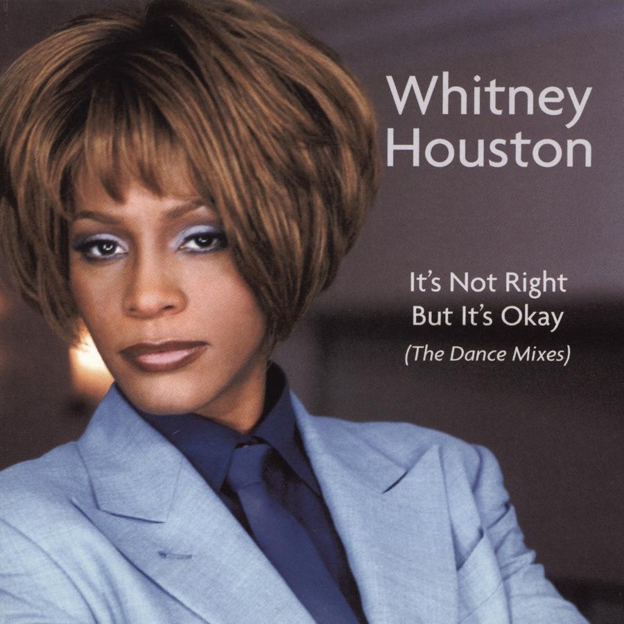 Whitney houston dating history