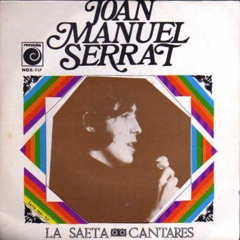 Joan Manuel Serrat Manuel - Poco Antes De Que Den Las Diez