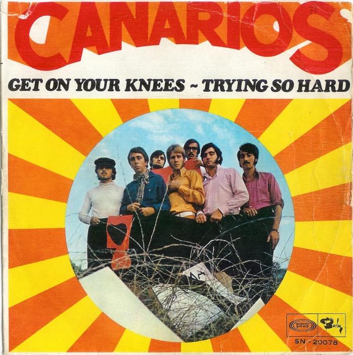 Resultado de imagen de los canarios get on your knees