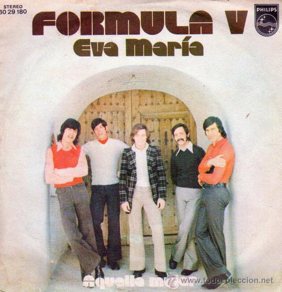 eva maria formula v
