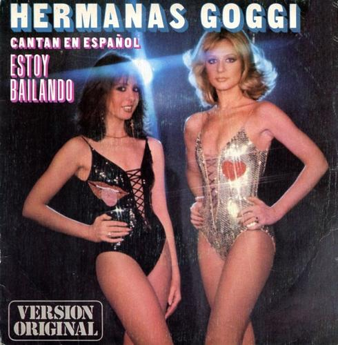 HEMANAS GOGGI BAILANDO