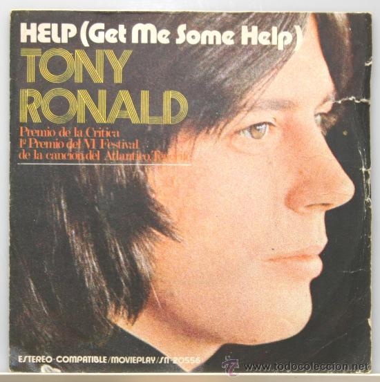 tony ronald help