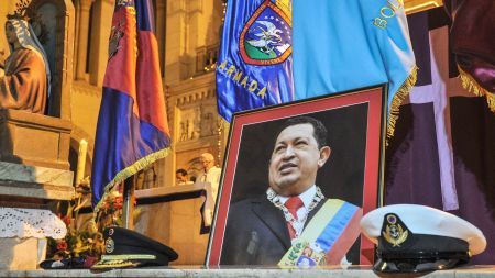 Cuba oficia nueva misa por salud de Hugo Chávez