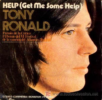 help tony ronald