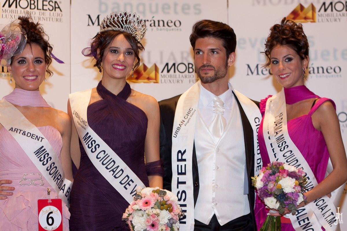 Valencia proclama a sus guapos oficiales sheila purroy y - Salones mediterraneo albal ...