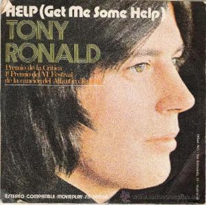 TONY RONAL HELP