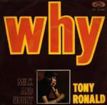 why tony ronald
