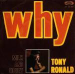 why tony ronald