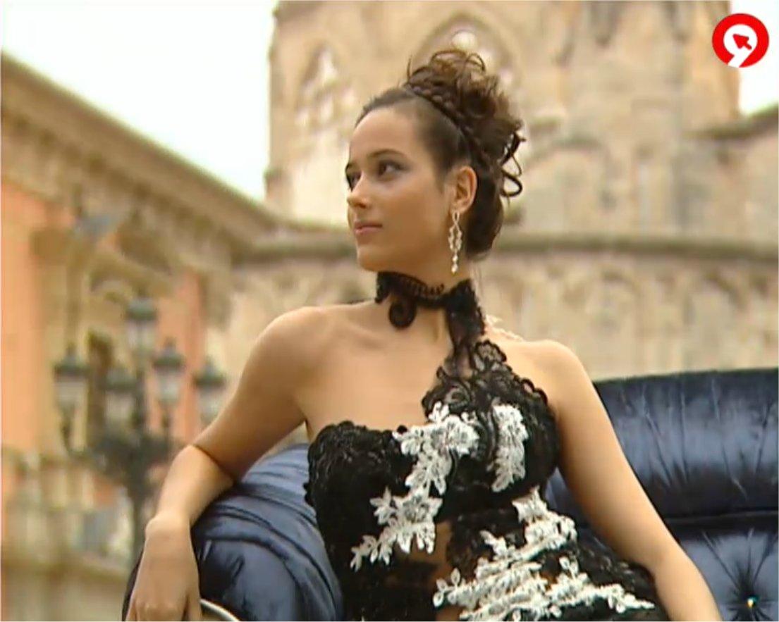 Sheila Purroy, Miss Ciudad de Valencia 2012, imagen de las firmas Moblesa Gran Moble y Josefina ...