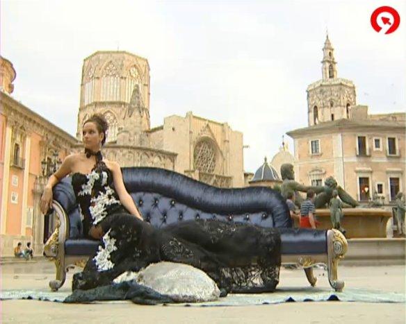 Sheila Purroy, Miss Ciudad de Valencia