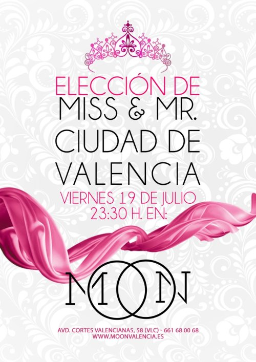 MISS CIUDAD DE VALENCIA EN MOON