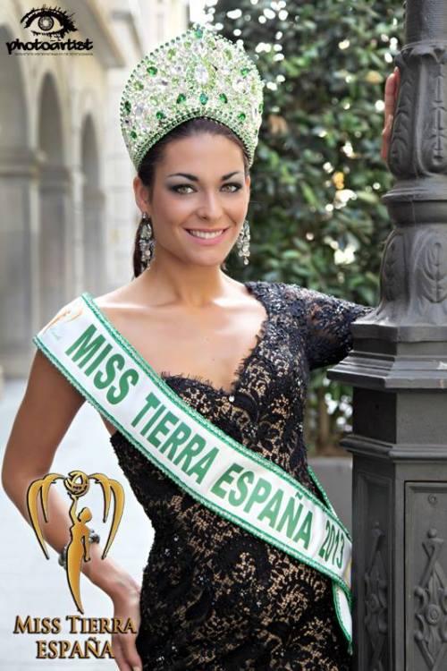 cristina martinez murcia miss tierra españa 2013