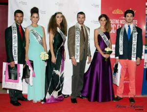 Daniel Tarazaga Carretero y Laia León Zaragozá gana el titulo de Miss & Mr. CC El Osito la Eliana 2013.