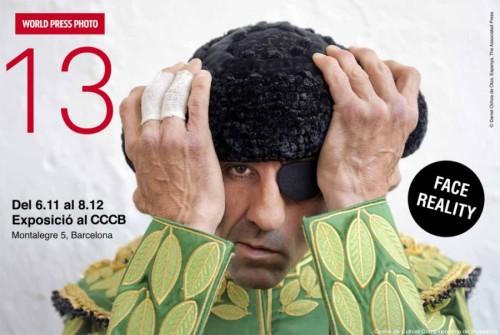 El ayuntamiento de Barcelona censura una imagen del torero Padilla para promocionar el World Press Photo