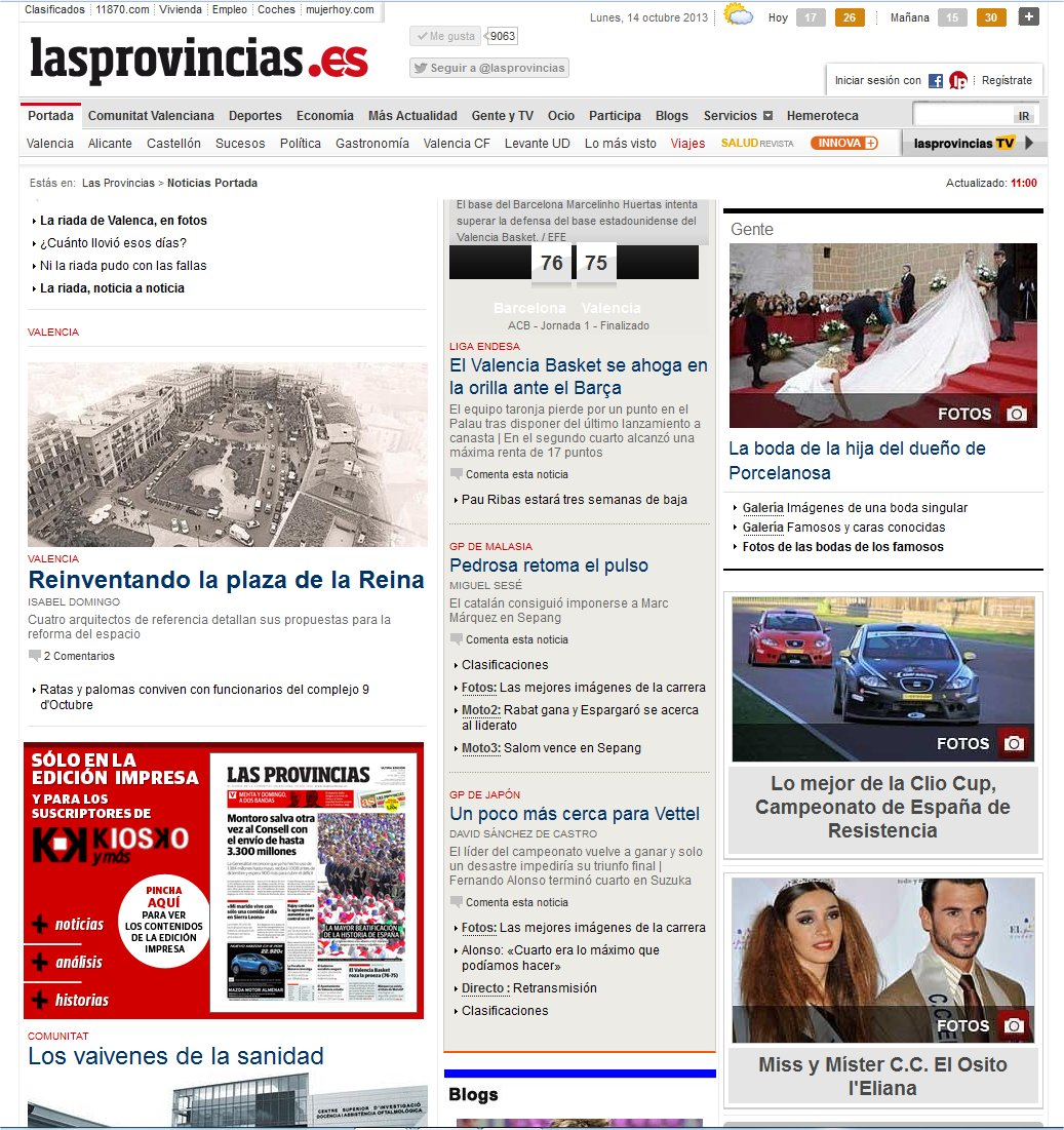 diario digital las provincias: