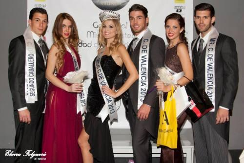 Elección de Miss & Mr. Ciudad de Valencia 2013