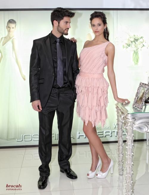 José Pedro Mascarell y Sheila Purroy, Miss & Mr. Ciudad de Valencia 2012