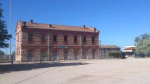 Estación de Rio Zancara